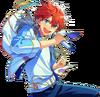 (Youth that Begins Here) Subaru Akehoshi Full Render Bloomed