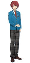 Tsukasa Suou 1