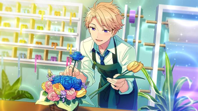 (Bouquet of Love) Arashi Narukami CG