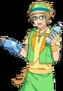 (Fruity Ice Cream) Makoto Yuuki Full Render