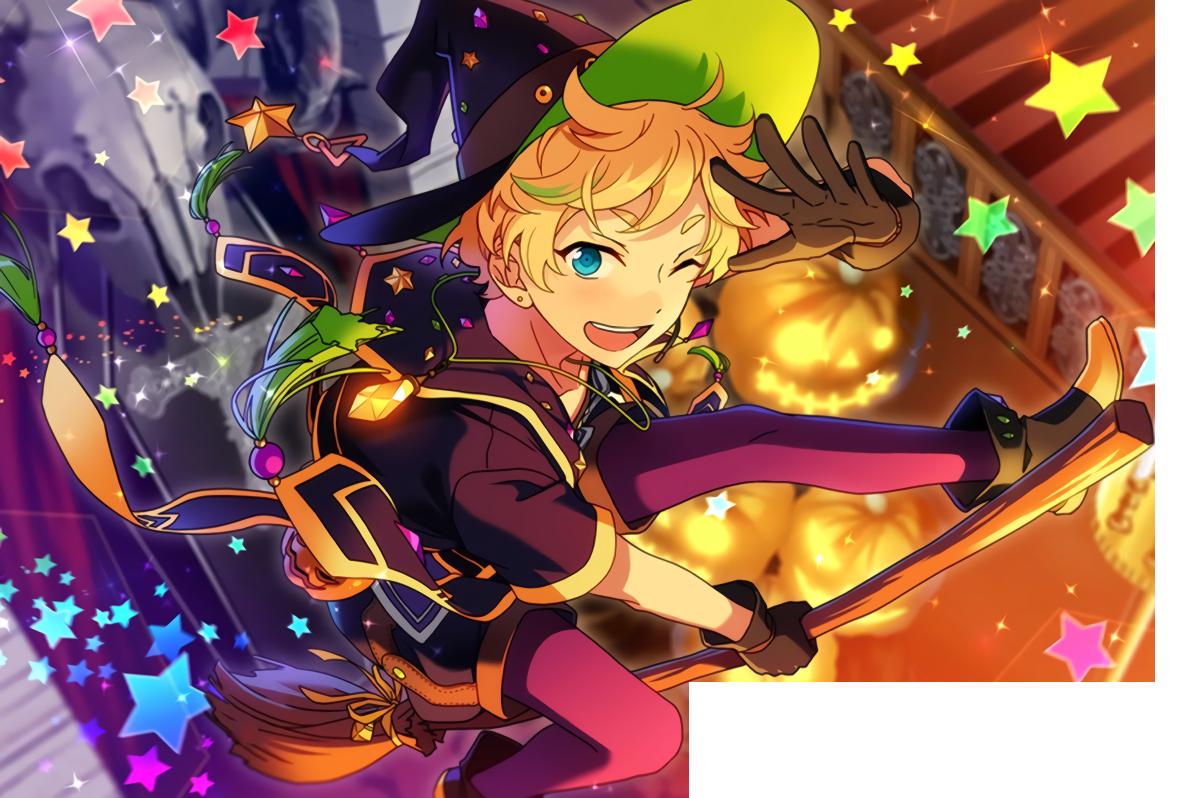 Image - (Halloween Witch) Sora Harukawa Full Render Bloomed.png ...