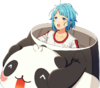 (TanTan) Hajime Shino Full Render