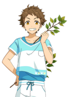 (Enjoying Summer) Mitsuru Tenma Full Render