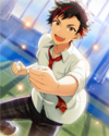 (Flying Guts) Tetora Nagumo Frameless