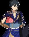 (Sky-colored Star) Hokuto Hidaka Full Render