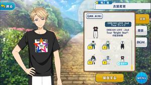 Arashi Narukami DREAM LIVE Tour Outfit