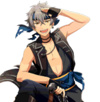 Koga Oogami Pirate Dialogue Render