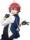(Knights' Advancement) Tsukasa Suou Full Render Bloomed