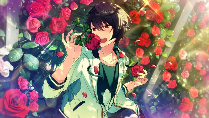 (Drifting Sky Flower) Ritsu Sakuma CG