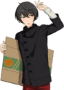 (Early Spring Crib) Ritsu Sakuma Full Render