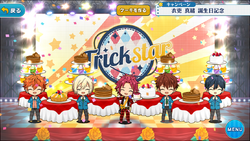 Mao Isara Birthday 2018 1k Stage