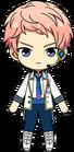 Shu Itsuki ES Idol Uniform chibi