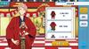 Shu Itsuki Kimono (Red Team) Outfit