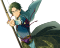 (Aomi's Clothes) Keito Hasumi Full Render Bloomed