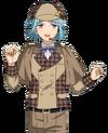 (Black Tea Detective) Hajime Shino Full Render