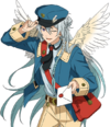 (Delivery of Love) Wataru Hibiki Full Render Bloomed