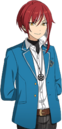 Natsume Sakasaki (Card) Full Render