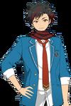 Tetora Nagumo Winter Scarf Dialogue Render