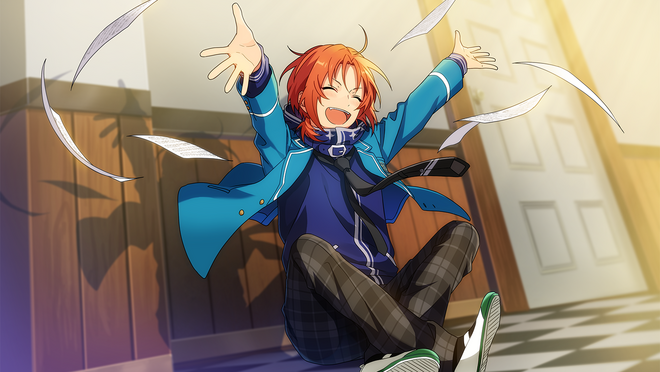 (Extremely Delusional) Leo Tsukinaga CG