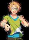 (Fireworks Wink) Makoto Yuuki Full Render Bloomed