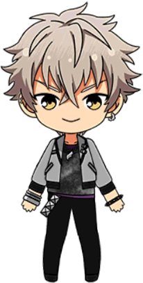 Koga Oogami Amusement Park Live Ultimate Chibi