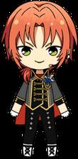 Leo Tsukinaga King's Arrival chibi
