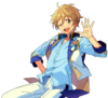 (4th Anniversary) Tomoya Mashiro Full Render Bloomed