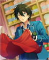 (A Color of the Rainbow) Mika Kagehira Frameless