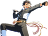 (Flying Guts) Tetora Nagumo Full Render Bloomed