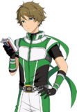 (Green of Compassion) Midori Takamine Full Render