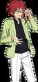 Natsume Sakasaki JINS Glasses