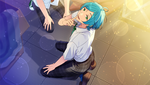 (Cherished Back) Kanata Shinkai CG