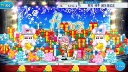 Tori Himemiya Birthday 2017 1k Stage