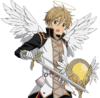 (Angel Assistant) Tomoya Mashiro Full Render Bloomed