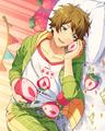 (Berry Happy Day) Midori Takamine Frameless Bloomed