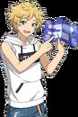 (Color Aquarium) Sora Harukawa Full Render