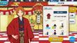 Yuta Aoi Kimono (Red Team) Outfit