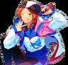 (2wink World) Hinata Aoi Full Render