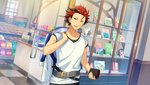 (School Store War) Kuro Kiryu CG