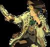 (Serene Sage) Keito Hasumi Full Render Bloomed