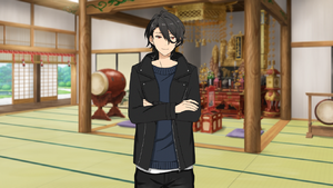 Rei Sakuma Casual Clothes (Spring + Last Year's Appearance) Outfit