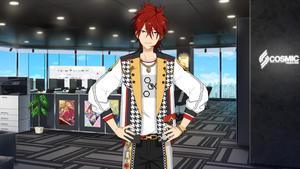 Rinne Amagi CrazyB Uniform Outfit