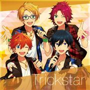 Trickstar Unit Song CD