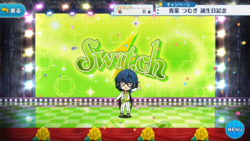 Tsumugi Aoba Birthday 2017 Stage