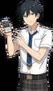 (Class President's Duties) Hokuto Hidaka Full Render