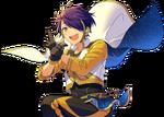(Embracing the Hope) Shinobu Sengoku Full Render Bloomed