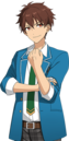 (Hot-Blooded) Chiaki Morisawa Full Render