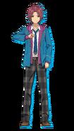 Mao Isara Anime Profile