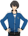 Ritsu Sakuma PE Winter Dialogue Render