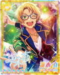 (Challenging Trickstar) Makoto Yuuki Rainbow Road Bloomed